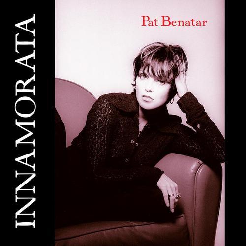 photo jaquette recto album Innamorata Pat Benatar